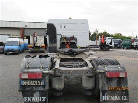 tracteur pour semi remorque renault premium 21500 33524 bruges gironde aquitaine. Black Bedroom Furniture Sets. Home Design Ideas