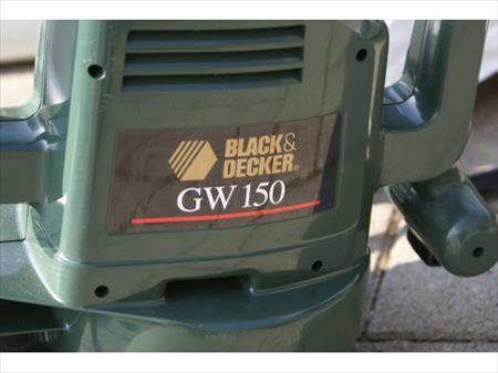 souffleur de feuilles black decker gw 150 neuf black decker 30 bergeijk. Black Bedroom Furniture Sets. Home Design Ideas