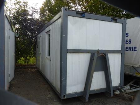 Container bureau 20 pieds 500 steinfort annonces achat vente mat riel professionnel - Container bureau occasion suisse ...