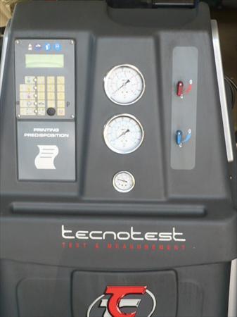 appareil recharge clim semi auto technotest ecolod 650. Black Bedroom Furniture Sets. Home Design Ideas