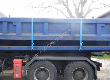 camion ptac 3 5 t benne amovible bras mercedes benz actros 83200 toulon var. Black Bedroom Furniture Sets. Home Design Ideas
