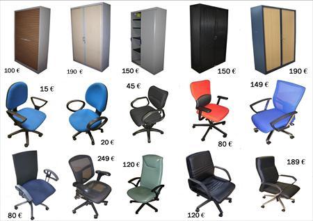 promo mobilier de bureau professionnel occasion steelcase sansen ect case 60 53000. Black Bedroom Furniture Sets. Home Design Ideas