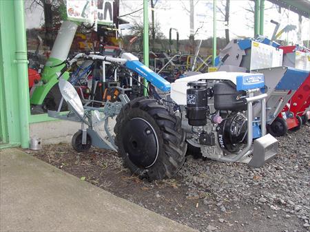 Motoculteur staub rancher del staub 6319 63160 montmorin puy de dome auvergne for Prix entretien espace vert m2