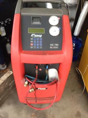 Stations de r cup ration de fluides frigorig nes en france belgique pays ba - Station de gaz a vendre ...