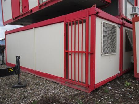 Bungalows cabines bureaux vestiaires en france belgique for Algeco occasion pas cher