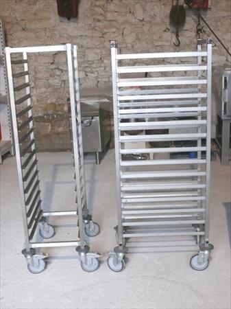 chariots viande carcasses inox occasions et destockage en france belgique pays bas. Black Bedroom Furniture Sets. Home Design Ideas