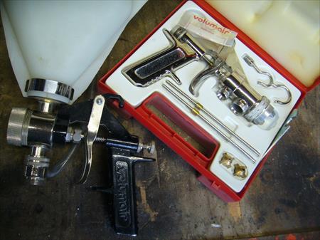 pistolet peinture basse pression volumair 60 1800 bourges cher annonces achat
