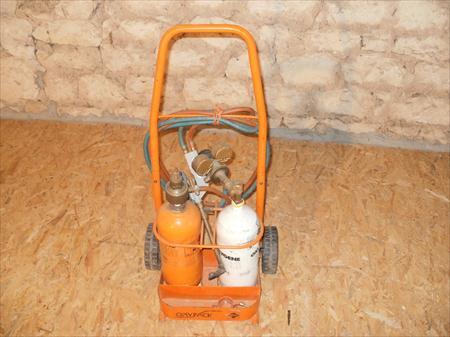 chalumeau oxypack camping gaz 150 85240 foussais payre vend e pays de la loire. Black Bedroom Furniture Sets. Home Design Ideas