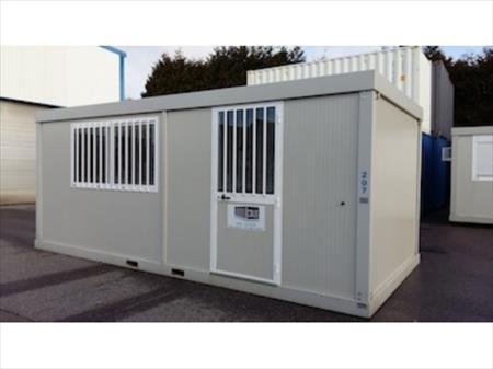 container bureau 6 09 x 2 99m 2000 arquennes nord pas de calais annonces achat vente. Black Bedroom Furniture Sets. Home Design Ideas