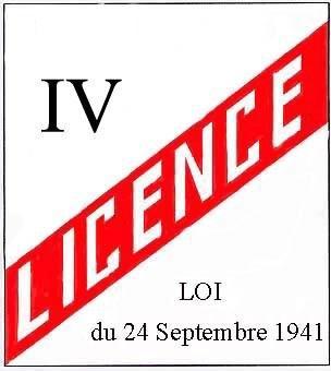 Licence iv 39600 arbois jura franche comte annonces - Licence 4 prix ...