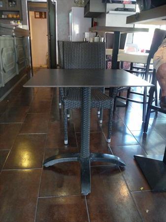 mobilier de salle et terrasse tables chaises etc en provence alpes cote d 39 azur occasion ou. Black Bedroom Furniture Sets. Home Design Ideas