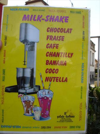 appareil milk shake gelato italiano 150 67230. Black Bedroom Furniture Sets. Home Design Ideas