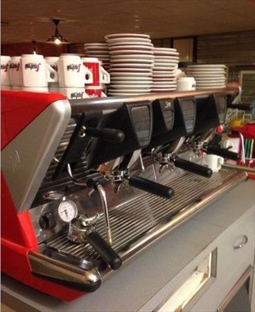 machine caf pro san marco 3 groupes 100t 3g la san marco 2500 69003 lyon rhone rhone