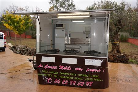Food Truck Pusignan