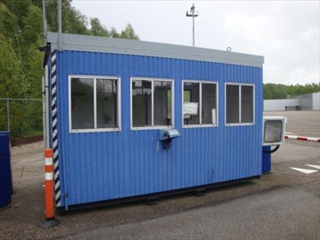 Bungalows cabines bureaux vestiaires en france belgique pays bas luxembourg suisse espagne - Container bureau occasion suisse ...