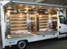 alimentaire inox professionnel camion rotisserie ambulante. Black Bedroom Furniture Sets. Home Design Ideas