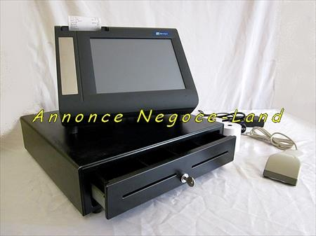 caisse enregistreuse tactile partner devlyx hiopos imprimante logiciel partner 665. Black Bedroom Furniture Sets. Home Design Ideas
