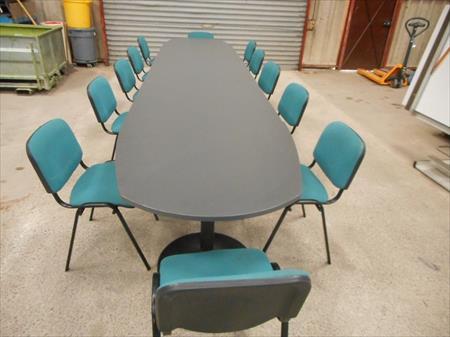 table de r union 12 chaises 420 88300 neufchateau vosges lorraine annonces achat. Black Bedroom Furniture Sets. Home Design Ideas