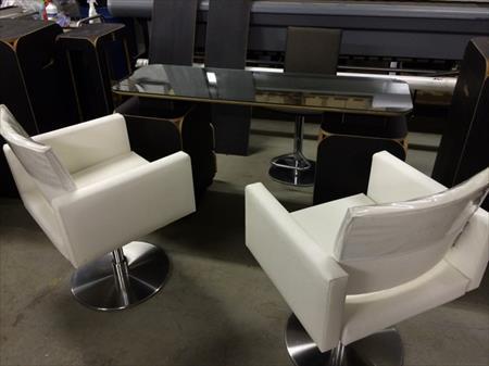 sieges de coiffures blanc haut de gamme 160 62110 henin beaumont pas de calais nord pas. Black Bedroom Furniture Sets. Home Design Ideas