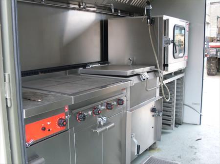Cuisine mobile 19000 14170 st pierre sur dives for Prix cuisine professionnelle