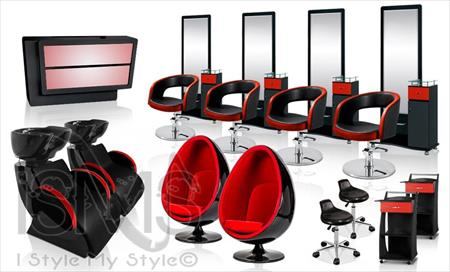 materiel coiffure occasion. Black Bedroom Furniture Sets. Home Design Ideas