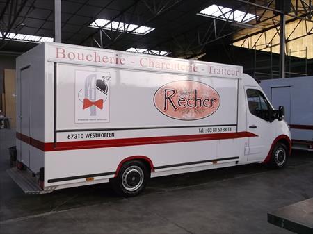 camion magasin boucherie renault master 69000 67310 westhoffen bas rhin alsace. Black Bedroom Furniture Sets. Home Design Ideas
