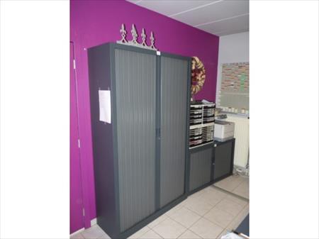 armoires m tallique volets 25 beerse nord pas de calais annonces achat vente. Black Bedroom Furniture Sets. Home Design Ideas