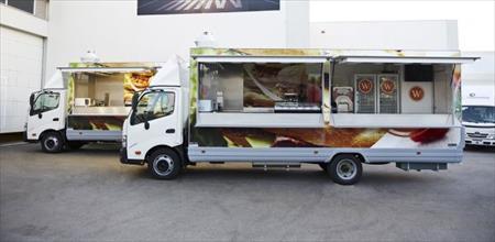 Burger Food Truck Rhone Alpes