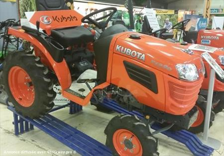micro tracteur kubota b1220 5741 12000 rodez. Black Bedroom Furniture Sets. Home Design Ideas