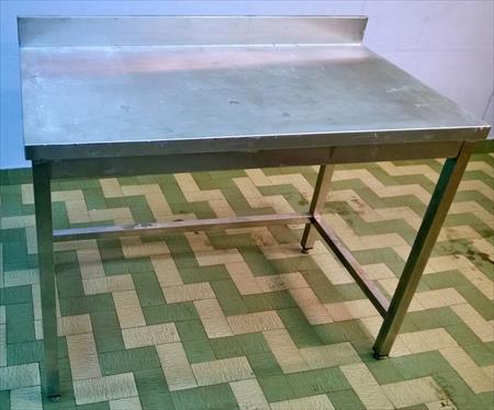 grande table inox plan de travail 300 75012 paris paris ile de france annonces achat. Black Bedroom Furniture Sets. Home Design Ideas