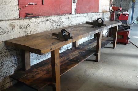 tabli d 39 atelier m canique avec 2 taux fabrication artisanale 850 35250 saint aubin d. Black Bedroom Furniture Sets. Home Design Ideas