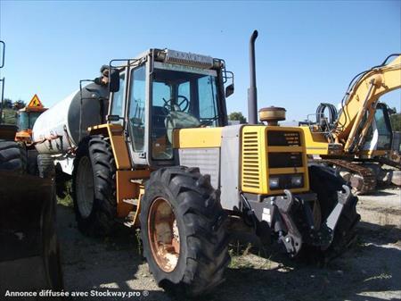 tracteur agricole renault r7922 8000 77780 bourron marlotte seine et marne ile de. Black Bedroom Furniture Sets. Home Design Ideas