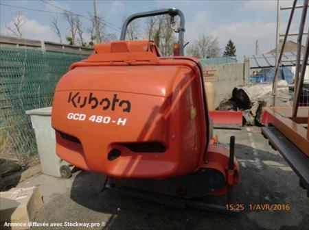 Entretien Des Espaces Verts Broyeur De Branches Kubota 2400 Hdsb 3900 91360 Epinay Sur