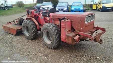 tracteur agricole tracteur de pente ferrari 30l 3000 89190 pont sur vanne yonne. Black Bedroom Furniture Sets. Home Design Ideas