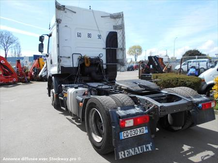 tracteur routier 4x2 renault premium 78520 limay yvelines ile de france annonces achat. Black Bedroom Furniture Sets. Home Design Ideas