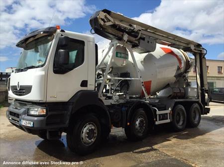 camion ptac 3 5t b tonni re renault kerax 94290 villeneuve le roi val de marne ile de. Black Bedroom Furniture Sets. Home Design Ideas
