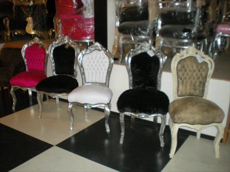 chaises baroque aux clous d 39 argent 29260 lesneven finist re bretagne annonces achat. Black Bedroom Furniture Sets. Home Design Ideas