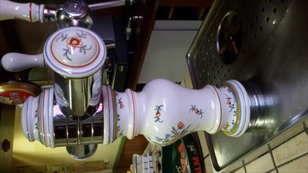 pompe a biere 3 bec porcelaine 500 62000 arras. Black Bedroom Furniture Sets. Home Design Ideas
