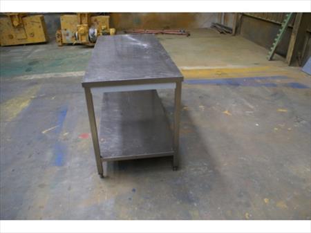 table inox 40 bergeijk nord pas de calais annonces achat vente mat riel professionnel. Black Bedroom Furniture Sets. Home Design Ideas