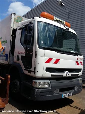 camion ptac 3 5t benne ordure m nag res renault premium 1680 63000 clermont ferrand. Black Bedroom Furniture Sets. Home Design Ideas