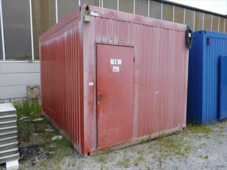 container bureau de chantier blommaert blommaert 350 falisolle nord pas de calais. Black Bedroom Furniture Sets. Home Design Ideas