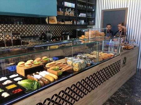 Vitrine boulangerie patisserie forma 84000 avignon for Achat materiel patisserie