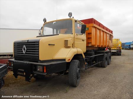 camion ptac 3 5t benne amovible bras renault cbh 78520 limay yvelines ile de france. Black Bedroom Furniture Sets. Home Design Ideas