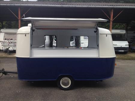food truck caravane eriba 16000 77000 melun seine et marne ile de france annonces. Black Bedroom Furniture Sets. Home Design Ideas