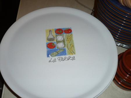 lot d 39 assiette assiettes a pizza 75 69390 vourles. Black Bedroom Furniture Sets. Home Design Ideas