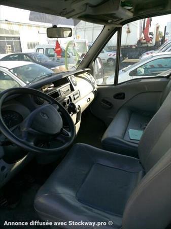 camionnette ptac 3 5 t fourgon avec parois et toit rigide renault master 2750 17000. Black Bedroom Furniture Sets. Home Design Ideas