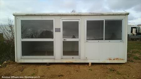 bungalows cabines bureaux vestiaires en france belgique pays bas luxembourg suisse espagne. Black Bedroom Furniture Sets. Home Design Ideas