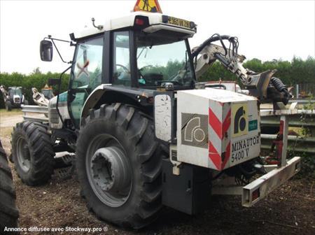 tracteur forestier occasion massey ferguson