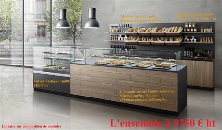 vitrine boulangerie patisserie 9750 06700 saint. Black Bedroom Furniture Sets. Home Design Ideas