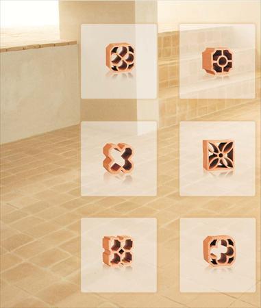 claustra terre cuite lusitane 77340 pontault combault. Black Bedroom Furniture Sets. Home Design Ideas